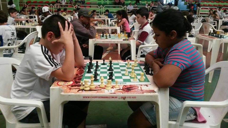 Xadrez é exercício para a mente
