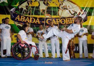 Ana Laura é uma das alunas do projeto Conviver, em Goiânia / Foto: Arquivo pessoal