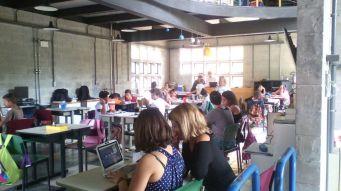 O Projeto Âncora busca inovar o sistema educacional e a autonomia dos estudantes / Foto: Renan Nascimento