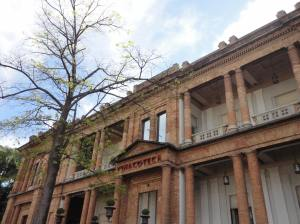 A Pinacoteca do Estado, um dos mais antigos e importantes museus da cidade / Foto: Erica Lima