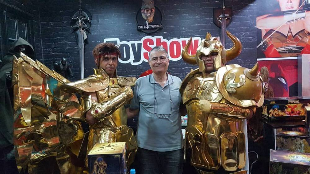 Anime Day_ToyShow_Gilberto Baroli
