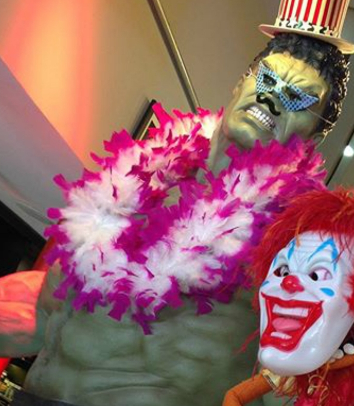 ToyShow faz Carnaval Geek