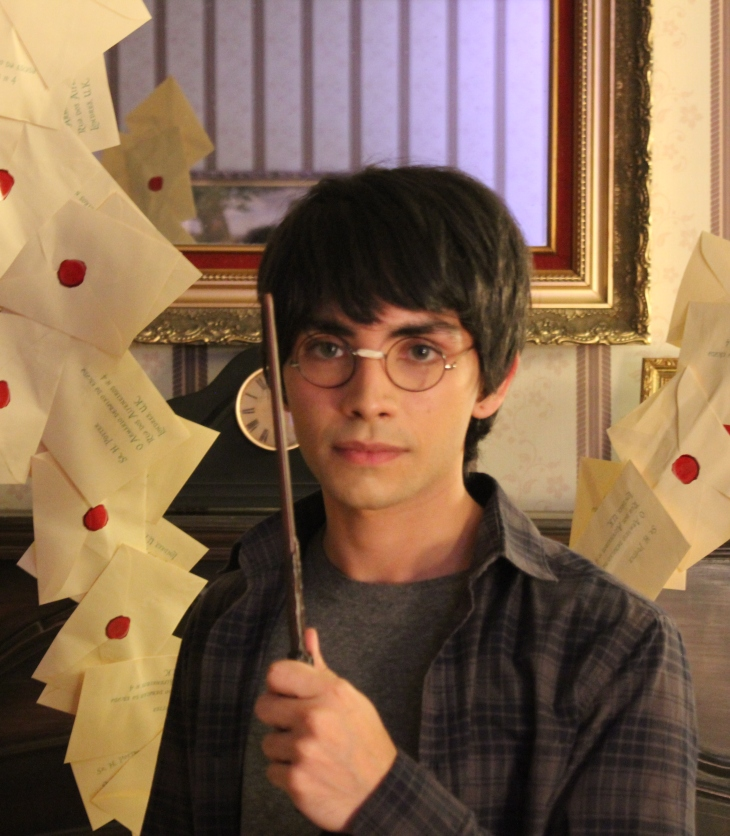 Exposição Harry Potter